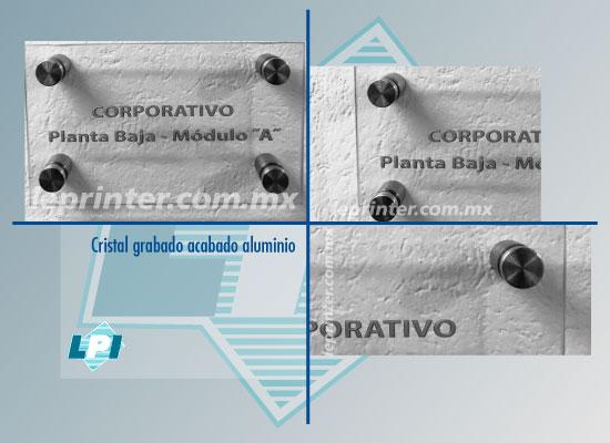 Cristal-grabado-acabado-aluminio