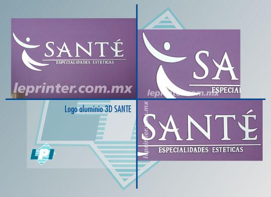 Logo-aluminio-3D-SANTE