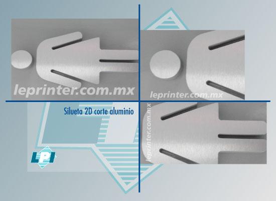 Silueta-2-D-corte-aluminio